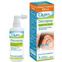 Docuspray le spray pour l'hygiène quotidienne de l'oreille