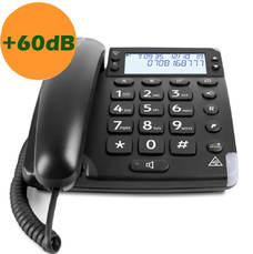 Telephone amplifié filaire Doro Magna 4000 vue de face