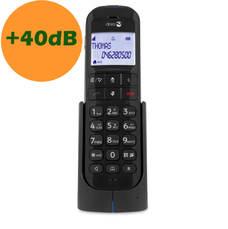 Telephone amplifié sans fils Doro Magna 2005 vue de face