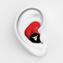 Bouchon d'oreille rouge