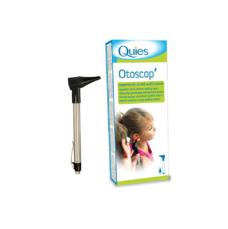 Otoscope pour inspection du conduit auditif Quies