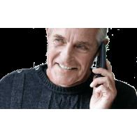 Téléphoner avec ses aides auditives connectées